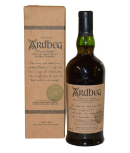 Ardbeg 24 Year Old Single Sherry Cask, 1976