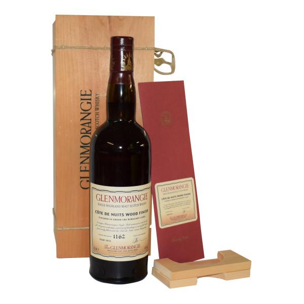 Glenmorangie Cotes de Nuit Box & Bottle