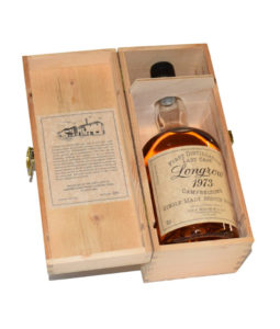 Longrow 1973, First Distillation Last Cask