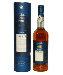 Oban, Distillers Edition