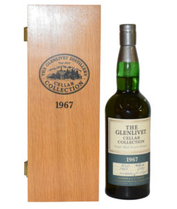 The Glenlivet Cellar Collection, 1967