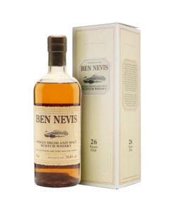 Ben Nevis 26 Year Old