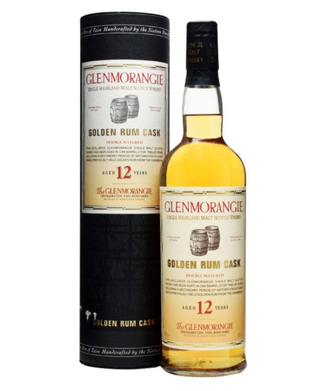 Glenmorangie 12 Year Old, Golden Rum Cask
