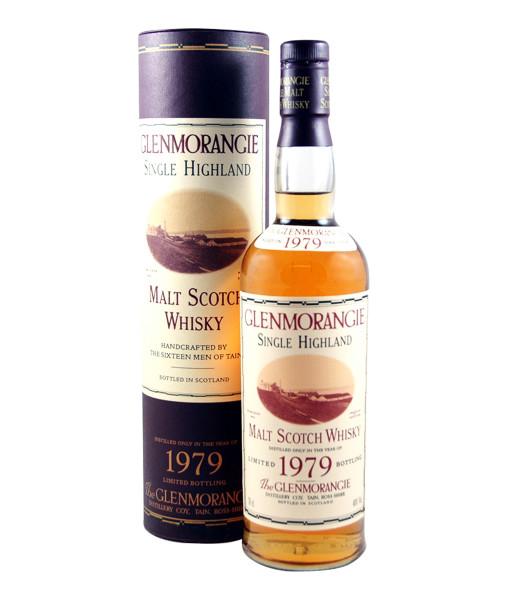 Glenmorangie 17 Year Old, 1979 Official Bottle