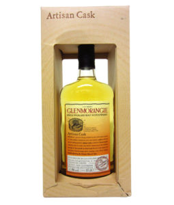 Glenmorangie 1995, Official Bottle