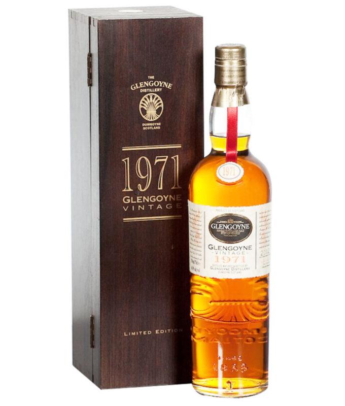 Glengoyne 1971, Official Bottling