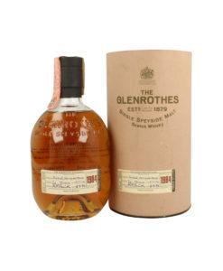 Glenrothes 1984 Official Bottling
