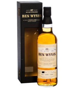 Ben Wyvis 27 Year Old, 1972 The Final Resurrection