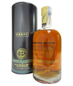 Bruichladdich 40 Year Old, 1964