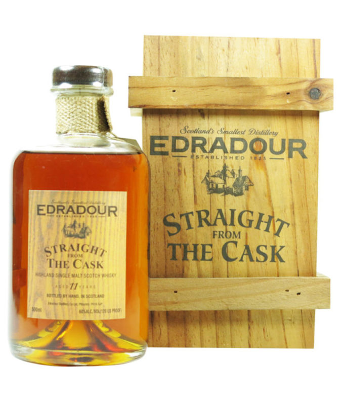 Edradour 11 Year Old, 1991