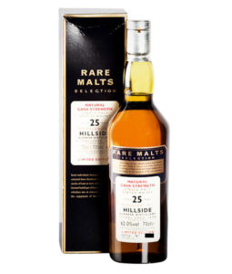 Hillside 1971, 25 Year Old Official Bottling by Rare Malts