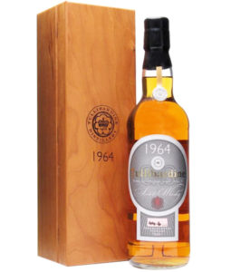 Tullibardine 1964, Official Bottle #125 163
