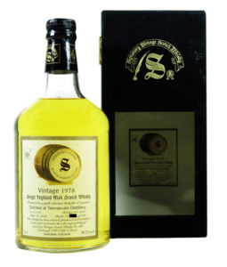 Tamnavulin 1978, 22 Year Old by Signatory Vintage