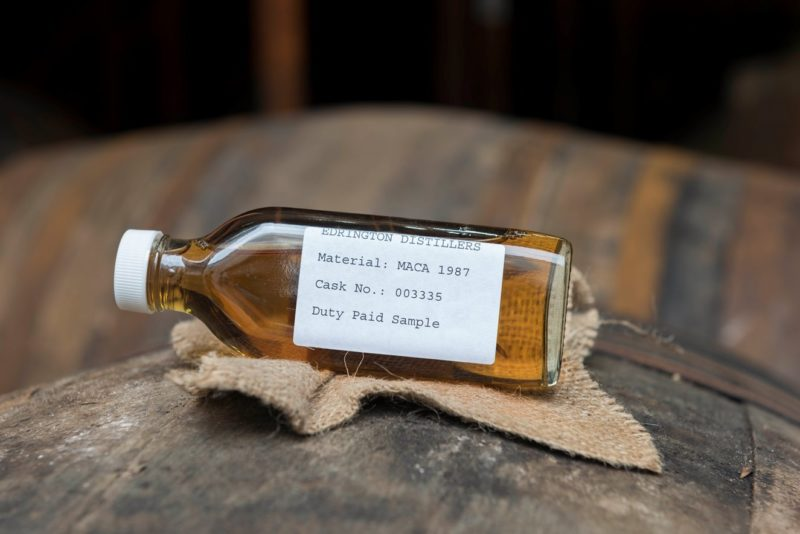 Eden Mills Whisky Sells