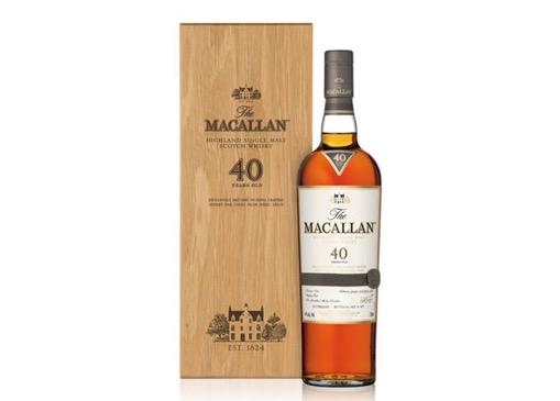 Macallan Sherry Oak 40