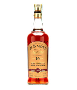Bowmore 16 Year Old 1991 Limited Edition