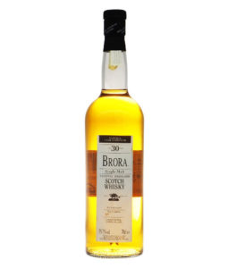 Brora 30 Year Old 2nd Release bottled 2003