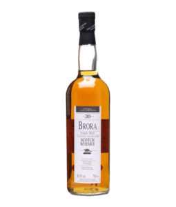 Brora 30 Year Old 4th Release bottled 2005