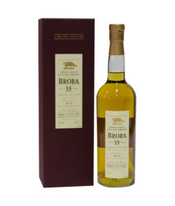 Brora 35 Year Old 13th Release bottled 2014