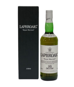 Laphroaig 10 Year Old 'Royal Warrant'