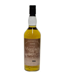 Mortlach 19 Year Old 'The Manager's Dram' 2002