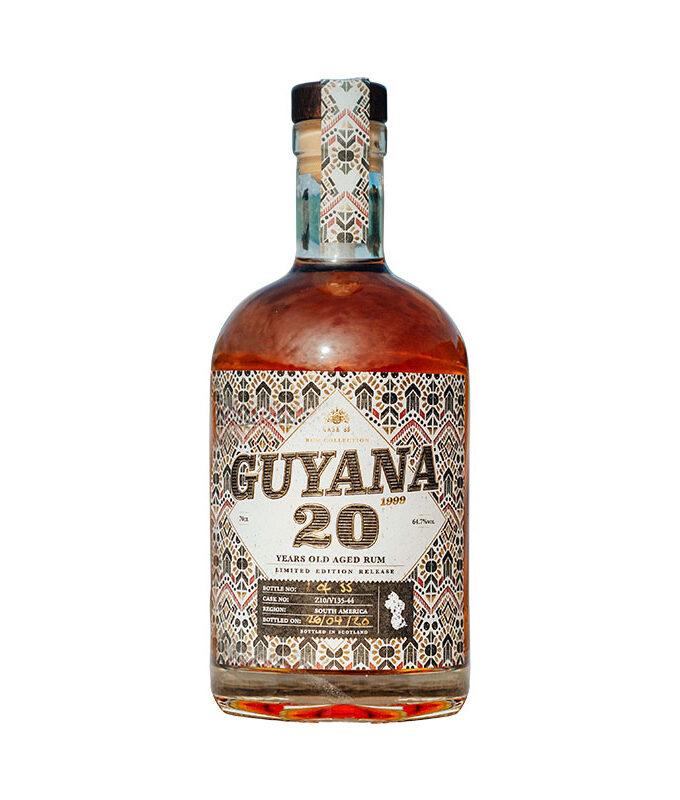 Guyana 20 Year Old Rum